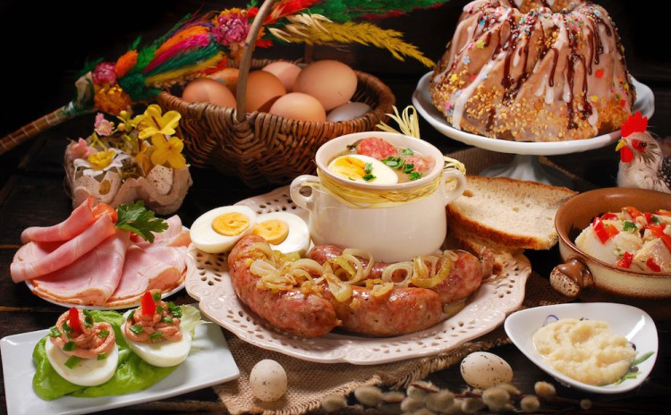 Easter food tour
