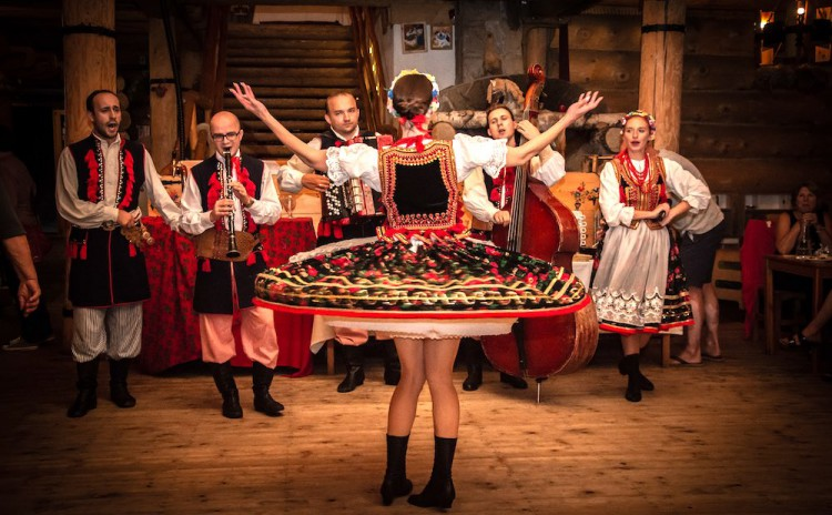 krakow folk show
