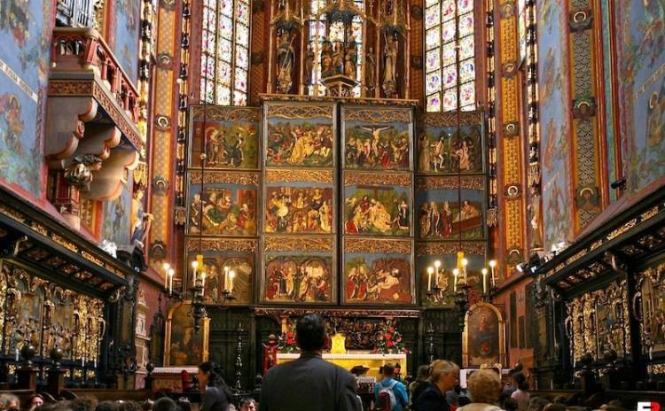 St. Mary's Basilica Ticket