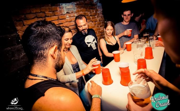 Krakow pub crawl