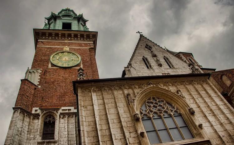 Wawel-castle-tower